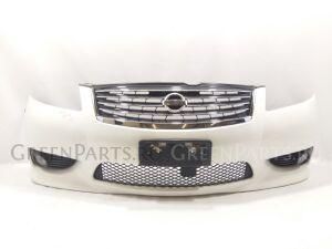 Бампер на Nissan Fuga PY50, Y50, GY50, PNY50 VQ35DE, VQ35HR, VQ25DE, VQ25HR, VK45DE F2022EJ90B