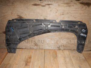Защита двигателя на Nissan Tiida C11 HR15DE 75892 ED000
