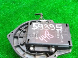 Мотор печки на Subaru Forester SG5 EJ20