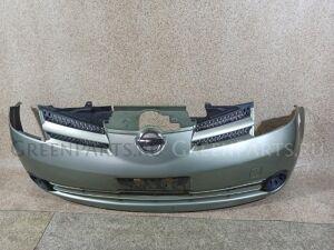 Бампер на Nissan Note E11, NE11 CR14DE, HR15DE, HR16DE, XH1, K9K F20221U6ME