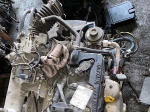 Двигатель на Nissan AD, BLUEBIRD SYLPHY, SUNNY, WINGROAD VFY11, FG10, QG10, FB15, FNB15, N16, WFY11 QG15DE 249966А