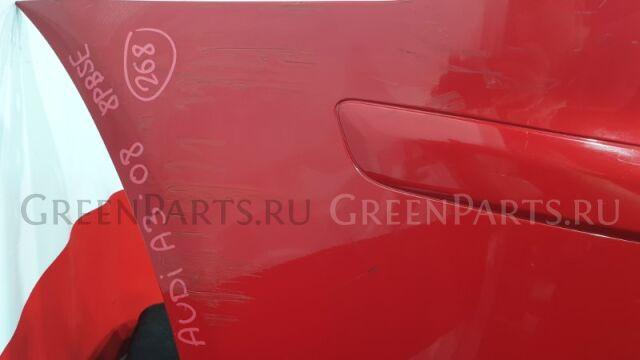 Бампер на Audi A3 8P BSE