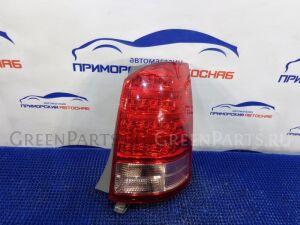 Стоп-сигнал на Toyota Wish ZNE10 1ZZFE 6814