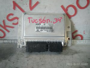 Блок управления двигателем на Hyundai Tucson JM D4EA 3910327250