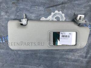 Козырек солнцезащитный на Toyota Prius ZVW30 2ZR-FXE