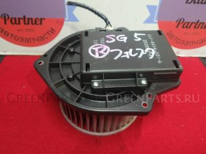 Мотор печки на Subaru Forester SG5 EJ20 502725-2800