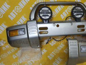 Бампер на Mitsubishi Pajero Mini H51A, H53A, H56A, H58A