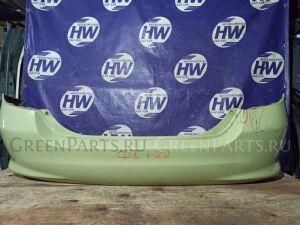 Бампер на Honda Fit GD1 L13A