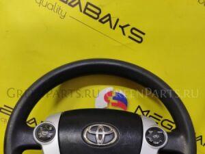Руль на Toyota Prius ZVW30