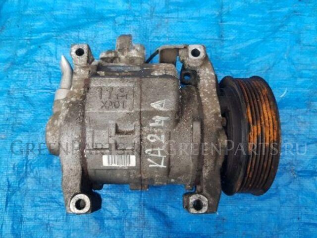 Компрессор кондиционера на Honda Elysion RR1 K24A 447260-8251