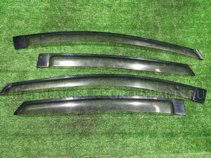 Ветровики комплект на Toyota Prius NHW20 1NZFXE