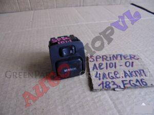 Блок управления зеркалами на Toyota Sprinter AE101 4AGE 84870-12100