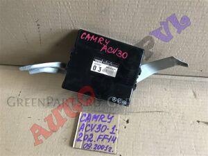 Блок управления abs на Toyota Camry ACV30 2AZFE 89540-33330