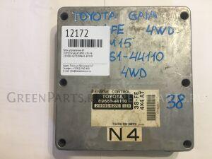 Блок управления efi на Toyota Gala SXM15 3S-FE 89661-44110