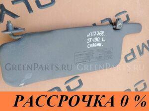 Козырек солнцезащитный на Toyota Corona ST190 4S-FE