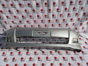 Бампер на Toyota Isis ANM10 1AZFSE