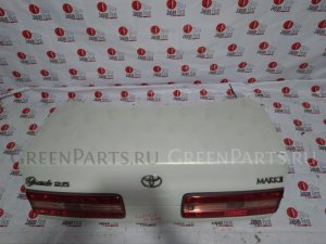 Крышка багажника на Toyota Mark II GX100 1GFE