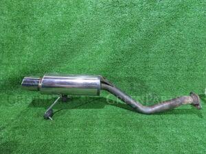 Глушитель на Honda Stream RN5 K20B