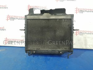 Радиатор охлаждения двигателя (для марок: isuzu дл isuzu