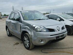 Радиатор кондиционера на Renault Koleos