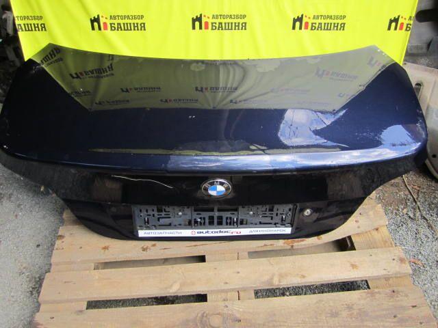 Крышка багажника на Bmw 5 E60 M57
