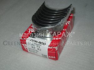 Вкладыши шатунные mazda двигатель r2/rf std taiho MAZDA