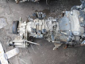 Кпп механическая на Isuzu ELF 4WD 4HL1