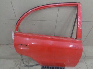 Дверь задняя на Kia Rio 2000-2004 1.5 98л.с. А5D / АКПП 2WD Седан 2001г 0K32B72020D