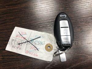 Ключ зажигания на Nissan