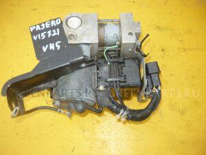 Блок abs на Mitsubishi Pajero V43W 6G72