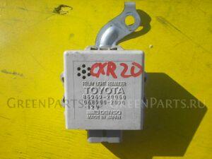 Электронный блок на Toyota Estima Lucida CXR20 3CTE