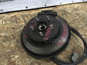 Тормозной диск на Nissan X-Trail T31