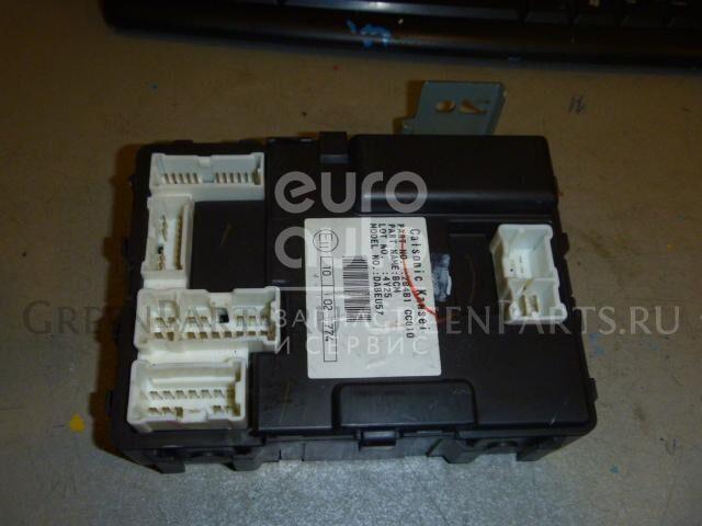 Блок комфорта на Nissan MURANO (Z50) 2004-2008 284B1CC010
