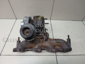 Турбокомпрессор на Audi a6 [c6,4f] 2004-2011 038145702NX