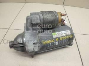 Стартер на Renault Scenic III 2009-2015 8200568535
