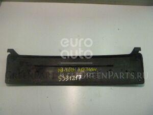 Накладка на бампер на Mercedes Benz W203 2000-2006 2038850181