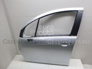 Дверь на Citroen C3 2009-2016 9002AZ