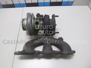 Турбокомпрессор на Volvo XC90 2002-2015 8602862