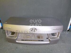 Крышка багажника на Hyundai sonata v (nf) 2005-2010 692003K021