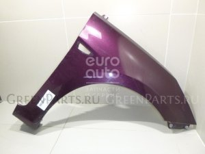 Крыло на Hyundai Solaris 2010-2017 663214L000
