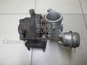 Турбокомпрессор на Saab 9-5 1997-2010 9198631