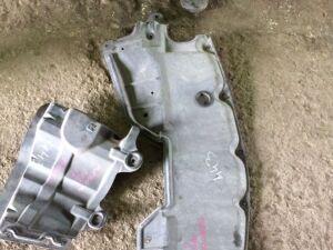 Защита двигателя на Nissan Murano PZ50 VQ35DE