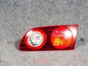 Вставка между стопов на Toyota Caldina ST215 3SFE 21-43