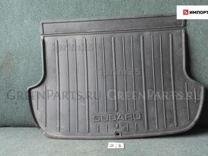 Коврик багажника на Subaru Forester