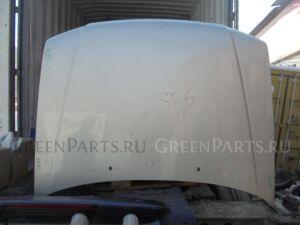 Капот на Subaru Forester EJ20.
