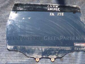 Стекло на Mitsubishi Airtrek CU2W с двери