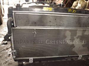 Радиатор кондиционера на Toyota Camry AVV50 2AR-FXE