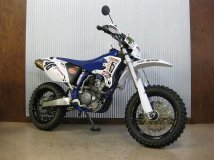 мотард YAMAHA WR250X