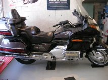 туристический HONDA GL1500