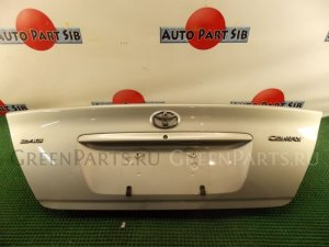 Крышка багажника на Toyota Camry ACV30 2AZ-FE
